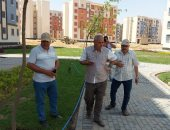 لجان دورية لمتابعة انتظام العمل بالمشروعات القومية السكنية بعد إجازة العيد