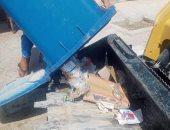 مجلس مدينة الحسنة بوسط سيناء ينفذ حملة نظافة وتجميل