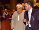 أول تعليق لـ محمد رجب بعد وفاة والده: اللهم أجعل قبره نورا لا ينقطع