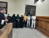 جنايات الزقازيق تستمع للشهود فى اتهام 5 أشقاء بقتل والدهم لاعتدائه على شقيقتهم