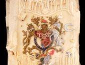 عرض شريحة من كعكة زفاف الأمير تشارلز والأميرة ديانا فى مزاد بعد مرور 40عامًا