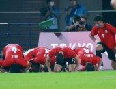 كاف يهنأ منتخب مصر بالتأهل إلي ربع نهائي أولمبياد طوكيو
