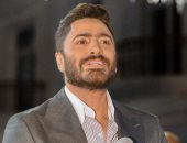 "تامر حسنى عن فيلم ""مش أنا"": سعيد بوصوله لربع مليار جنيه ايرادات داخل مصر وخارجها"