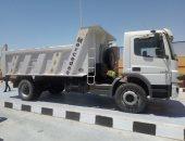 تسليم محطة وسيطة ثابتة للقمامة بالفيوم بـ25 مليون جنيه تستقبل 500 طن يوميا