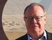 سفير أيرلندا لدى مصر: لعب الجولف بالقاهرة يذكرنى بالوطن