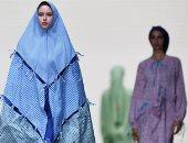 بلمسات عربية وأذواق شرقية.. يوم الموضة الروسى يبهر العالم بتصميماته البديعة