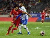 محمد صلاح يقود التشكيل الأساسى ليفربول أمام بولونيا وديا