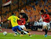 """صحف البرازيل: مواجهة مصر فى الأولمبياد كانت صعبة بسبب """"الدفاع الجيد"""" للفراعنة"""