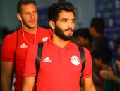 عبد الله جمعة يؤازر شقيقه صالح بعد إصابته: سلامتك يا حبيبى وترجع أقوى من الأول