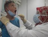 حياة كريمة.. تقديم الخدمات الطبية لـ 3036 مواطنا بالمنيا وبنى سويف.. صور