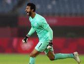 الأهلى عن تألق محمد الشناوي فى مباراة البرازيل: الأفضل دائما