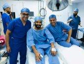 طبيب سيراميكا يكشف تفاصيل جراحة صالح جمعة