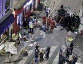 مقتل شخص وإصابة 6 آخرين فى اصطدام سيارة بمقهى فى باريس
