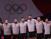 منتخب اليد يخوض مرانه الأول بالمركز الأولمبى استعدادا لأمم أفريقيا.. صور