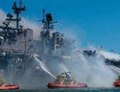 البحرية الأمريكية تتهم متدربا بتدمير حاملة طائرات قيمتها مليار دولار