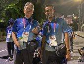 """""""أحمد"""" يشارك """"صحافة المواطن"""" بصوره للتطوع في الأولمبياد بطوكيو"""