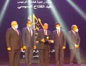 طلاب جامعة عين شمس يحصدون 24 جائزة فى الدورة التاسعة لمهرجان إبداع