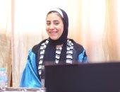 """فتاة بدار أيتام تحصل على رسالة ماجستير في """"الجمباز"""": أحلم بالدكتوراه والتعيين"""