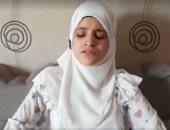 """المحاربة الصغيرة.. """"حنين"""" فقدت البصر وهزمت السرطان وحفظت القرآن.. فيديو"""