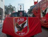 الأهلي يوثق رحلة نقل كأس إفريقيا من الجزيرة إلى زايد.. فيديو