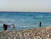 سحر وجمال الشواطئ على الكورنيش الجديد بمطروح.. بث مباشر
