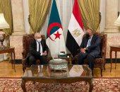 مصر تعزى الجزائر فى ضحايا الحرائق.. وشكرى: نقف معكم فى هذا المُصاب الأليم
