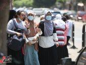شاهد آراء طلاب الثانوية العامة بمحافظة المنوفية حول امتحان الأحياء
