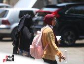 غياب 157 طالبا عن امتحانات الاستاتيكا والأحياء للثانوية العامة ببنى سويف