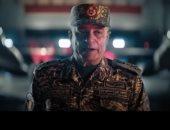 """شريف منير يجسد شخصية قائد القوات الجوية في فيلم """"السرب"""""""