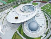 الصين تفتتح أكبر قبة فلكية فى العالم بتكلفة 80 مليون دولار.. فيديو وصور