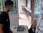 الرعاية الصحية تقدم خدمات طبية لـ500 طالب بالثانوية فى بورسعيد والأقصر