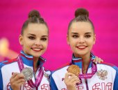 توائم تلفت الأنظار في أولمبياد طوكيو 2020.. أبرزها فى فرق الجمباز