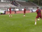 ليفربول يعتمد على تدريبات المراوغة قبل انطلاق الموسم الجديد.. فيديو وصور