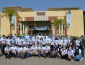 جامعة الإسكندرية تطلق قافلة طبية ومجتمعية جديدة لخدمة أهالى مطروح