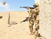 """ضابط بالقوات المسلحة يكشف أهمية """"الصالات الرياضية"""" فى إعداد الفرد المقاتل"""