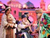 """شريف دسوقى يخطف الأنظار لحظة ظهوره في مسرحية """"ياما في الجراب ياحاوى"""" للنجم يحيى الفخرانى"""