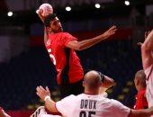 موعد مباراة مصر وفرنسا فى نصف نهائي كرة اليد بالأولمبياد غدا الخميس