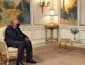 """""""شكرى"""" يؤكد تسخير مصر كل إمكانياتها لدعم الشعب التونسى بهذه المرحلة التاريخية"""