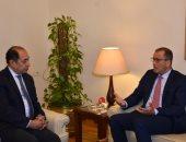 السفير حسام زكى يشيد بمواقف رومانيا الداعمة لحقوق الفلسطينيين المشروعة