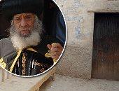 """هنا عاش البابا شنودة.. حكايات مثلث الرحمات فى عيد ميلاده الـ98 """"فيديو"""""""