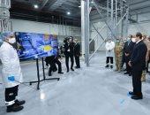 الرئيس السيسى يشهد افتتاح المدينة الصناعية الغذائية بالمنوفية.. ألبوم صور