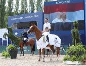 ميليندا جيتس تدعم نايل نصار بعد تأهله لنهائى الفروسية بأولمبياد طوكيو: فخورون بك