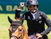 محمد زيادة يخسر فرصة الحصول على ميدالية بالفروسية في أولمبياد طوكيو