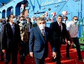 رئيس هيئة قناة السويس: 1670 سفينة عبرت المجرى الملاحى فى يوليو 2021.. صور