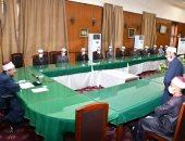وزير الأوقاف يلتقى المجموعة الثالثة من الأئمة المرشحين لبرنامج الإمام المفكر