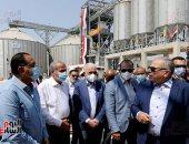 رئيس الوزراء يتفقد بعد قليل مشروع صومعة أبو صوير بالإسماعيلية