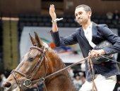 طوكيو 2020..نايل نصار يفقد فرصة حصد ميدالية فى الأولمبياد بالفروسية