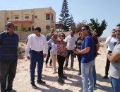 """نائب محافظ الإسكندرية: مشروعات متنوعة بـ""""حياة كريمة"""" لخدمة أهالى برج العرب"""