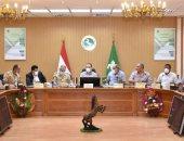 """محافظ الشرقية يعقد اجتماعا لمتابعة نسب تنفيذ مبادرة """"حياة كريمة"""" بالحسينية"""