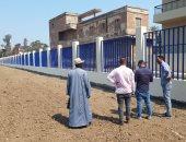 رياضة كفر الشيخ تفتتح ملعب 62 الجدية بالحامول وانتهاء سور الغنايمة الجديد